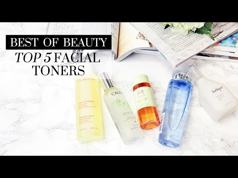 Top 5 Best Facial Toners, best toners, top toners