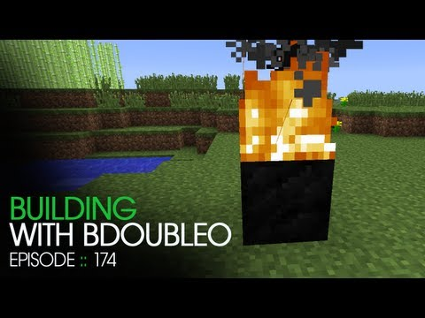 Minecraft Building with BdoubleO - Episode 174 - 1.6 Pre-Release time!