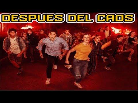 DESPUES DEL CAOS (EL NUEVO ORDEN MUNDIAL)