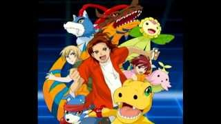 Digimon Savers OP 1 - Go!!