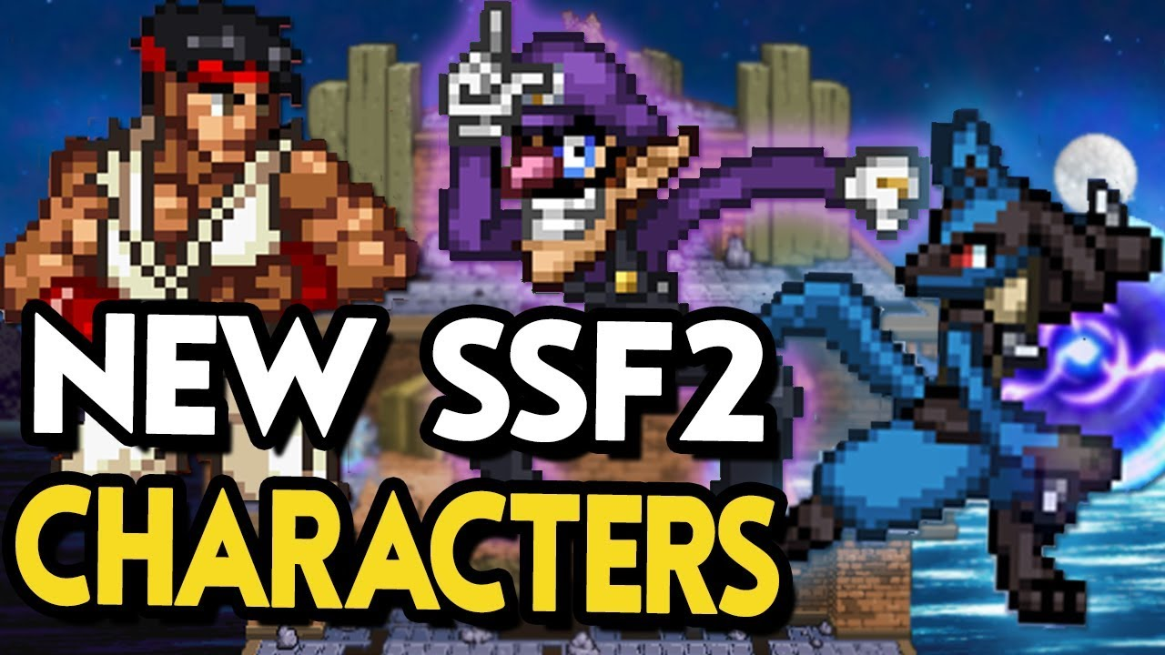 Super Smash Flash 5 Apk +OBB/Data for Android    AxeeTech