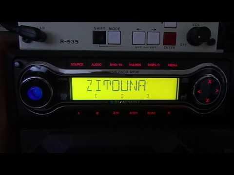 DX FM - RADIO ZITOUNA - Tunisia