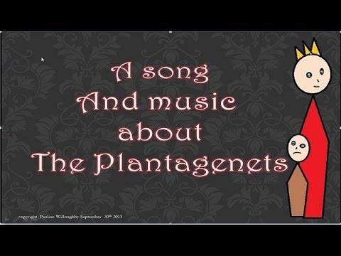 The Plantagenets in music and song  . Key stage 2