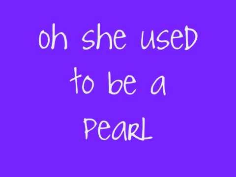 Katy Perry-Pearl with Lyrics