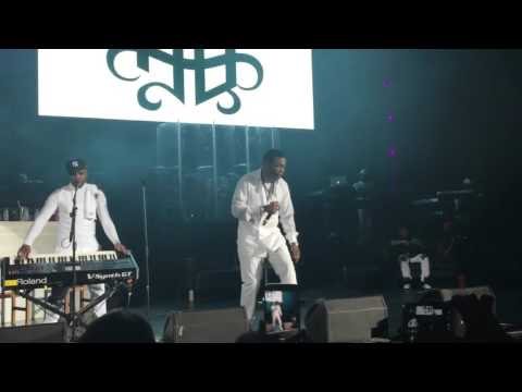 Keith Sweat & Teddy Riley Freak Me (Silk) & Make It Last Forever London October 2015. Amazing!