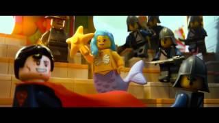 Мультфильм Лего, Фильм в кинотеатре Линия Кино