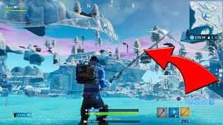 *BUG* How to Get Under the Map at Polar Peak - Fortnite Bug Season 8