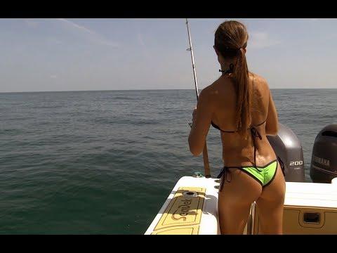 Fishing For SPANISH MACKEREL And MANGROVES
