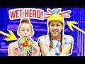 Wet Head Gracie vs Olivia