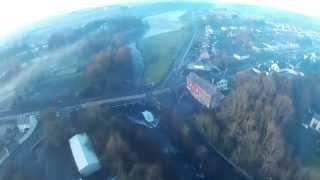Brusna River (Bunree River)Drone Flight