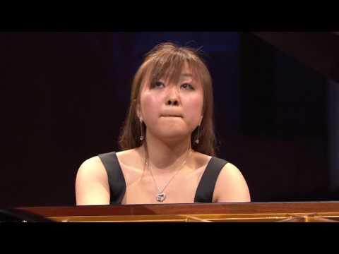 Kana Okada – Nocturne in C sharp minor, Op. 27 No. 1 (first stage, 2010)