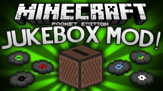 how to use a jukebox in minecraft mobile