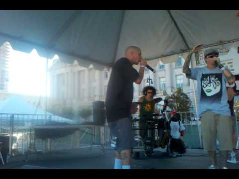 KOTTONMOUTH KINGS -  JOHNNY RICHTERS FINAL SHOW  -ROLL US A JOINT LIVE AT CANNABIS EXPO