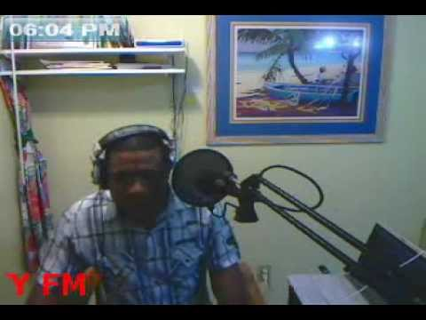 TIT BITS OF ''PRAISE WITHOUT LIMIT'' SHOW WITH DJ ROBERT  25-11-2012 ON PROSPERITY FM IN CAYMAN
