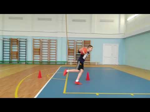 Урок по баскетболу в 6 классе видео