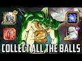 HOW TO COLLECT ALL 7 PORUNGA DRAGON BALLS! Dokkan