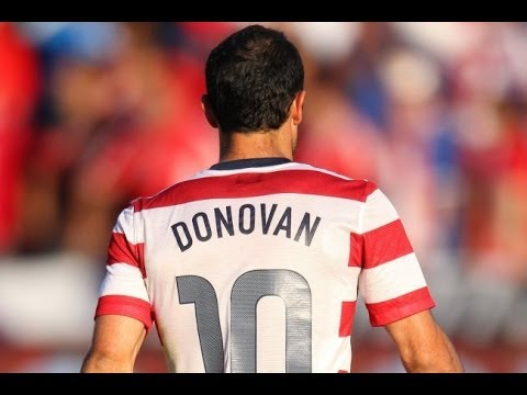 Landon Donovan is a legend that will never be again