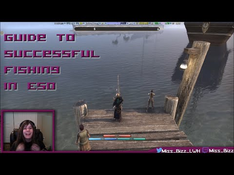 ESO Guide to Fishing [New/Updated Guide in Description]