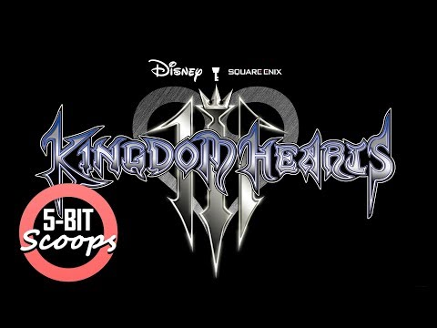 New Kingdom Hearts 3 World and Gameplay! 5-BIT Scoops! Biggest Gaming News for Feb. 5th - 11th