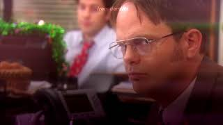 dwight & jim | look what you made me do