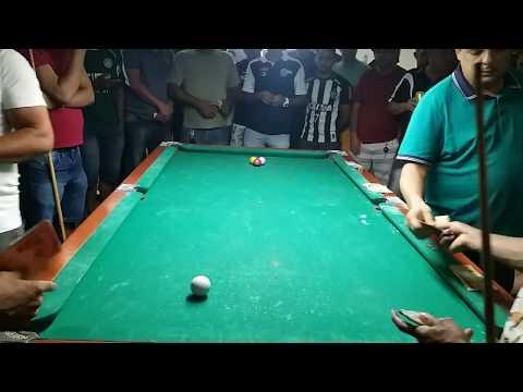 Baianinho de Mauá vs Maicon de Teixeira de Freitas, bolinho em FRANCA-SP, VÍDEO 01