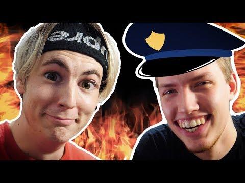 Volá Polícia - PRANKCALL na fanúšikov /w FIFqo