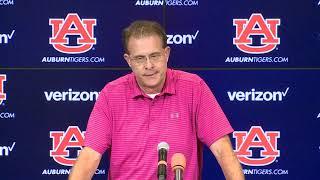 Auburn coach Gus Malzahn says LSU looks like a 'video game' with 'outstanding' QB Joe Burrow