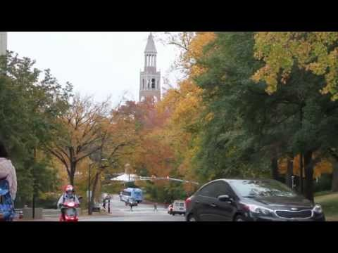 Fall-ing for Carolina | A Seasonal Video Montage
