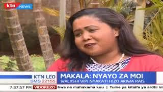 Tumekutana na mmoja wa wajukuu wa rais mstaafu Daniel Moi ambaye anatupa hali halisi ya Moi