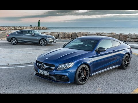 Mercedes-Benz C-class Coupe 2017 Car Review