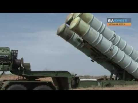 S-400 Triumf Hits Moving Targets in Dark