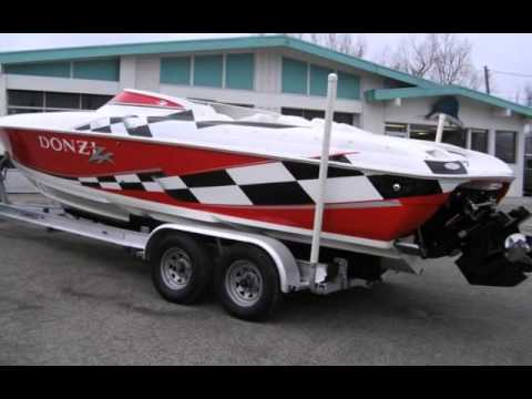 1998 Donzi 28 ZX for sale in Angola, IN