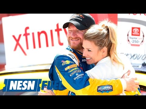 Dale Earnhardt Jr. Weds Amy Reimann On New Year's Eve