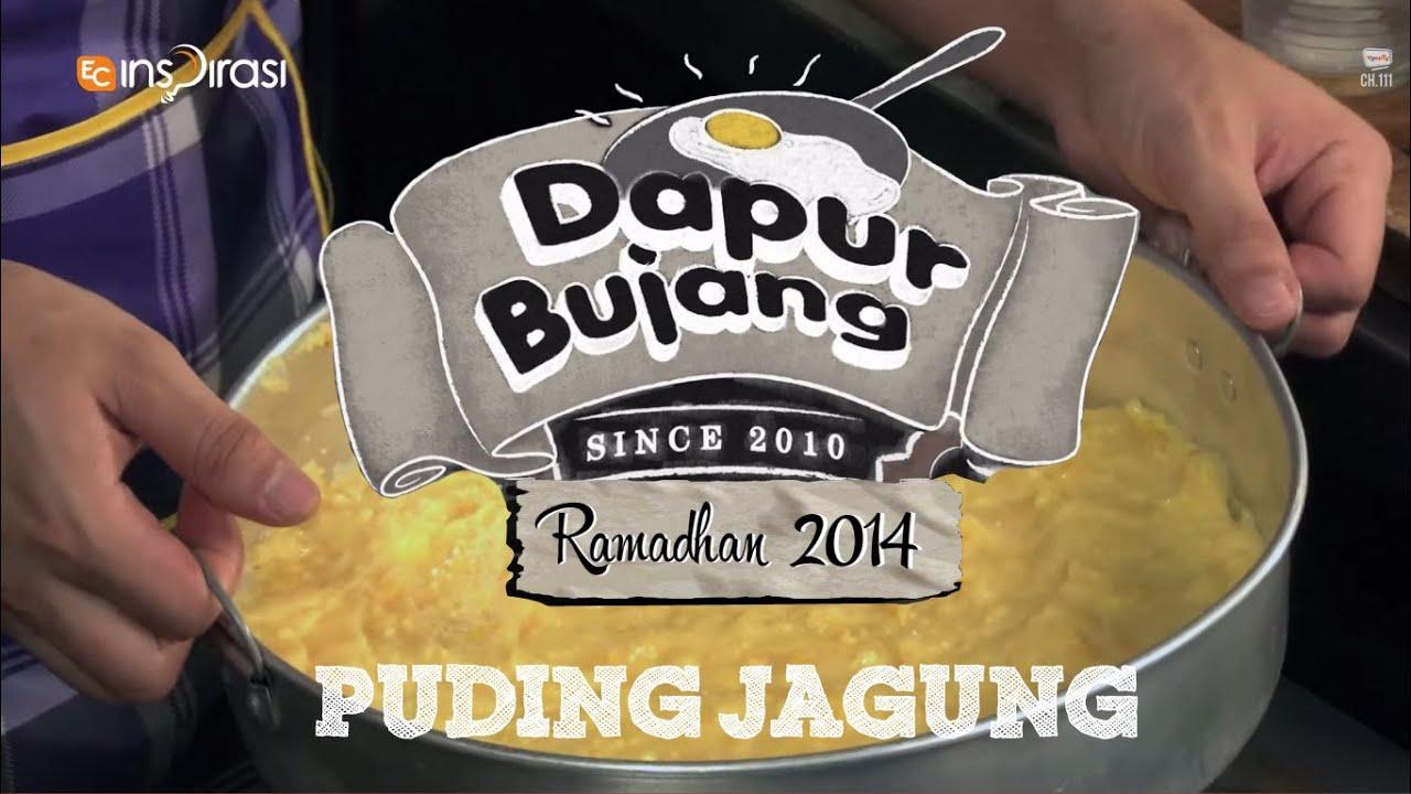 Dapurbujang Ramadhan Puding Jagung