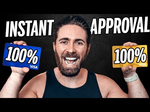 CREDIT SCORE UNDER 650? 3 *Instant* Approval Secured Cards