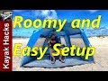 Collapsible Beach Tent - Perfect for Surf Fishing!