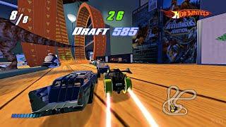Hot Wheels: Beat That! PS2 Gameplay HD (PCSX2 v1.6.0)