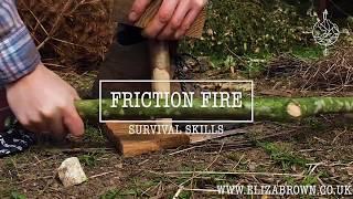 The Bow Drill Technique