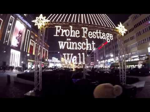 Рождественские ярмарки Берлина (Berlin xmas markets) 2016