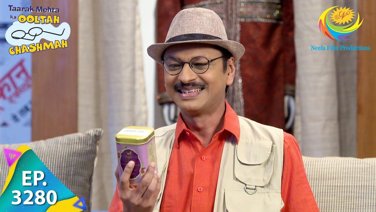 Download Taarak Mehta Ka Ooltah Chashmah - Ep 3280 - Full Episode - 19th October 2021