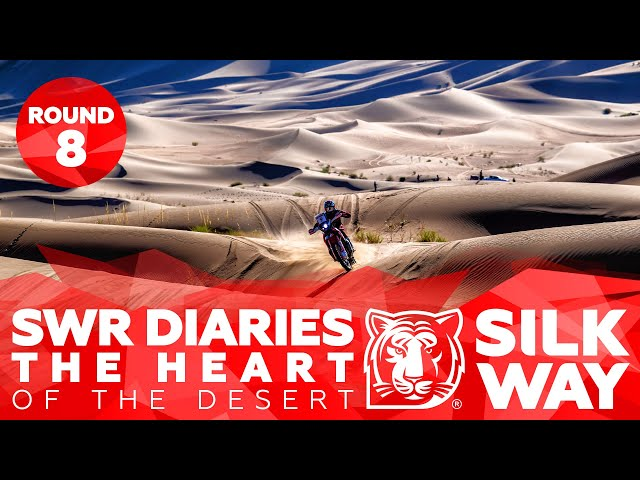 Match TV: Silk Way Rally Diaries - The heart of the desert  | Silk Way Rally 2019🌏 - Stage 8