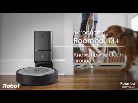 Stress (and dirt) be gone | Roomba® i3+ | iRobot®