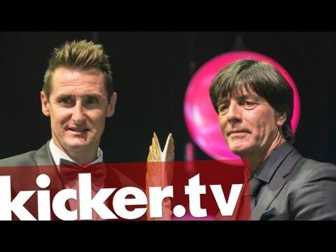 """Löw ist eine """"Legende des Sports"""" - kicker.tv"""