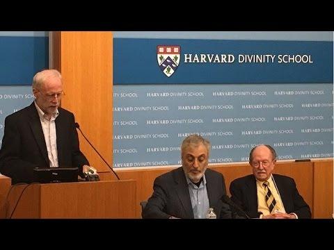 News - Academic Conference at Harvard Highlights ISKCON's 50th Anniversary