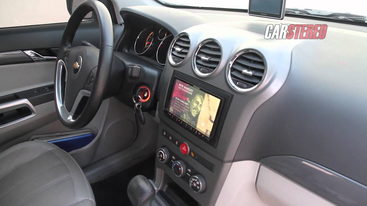 [REVISTA CAR STEREO] Chevrolet Captiva 2010