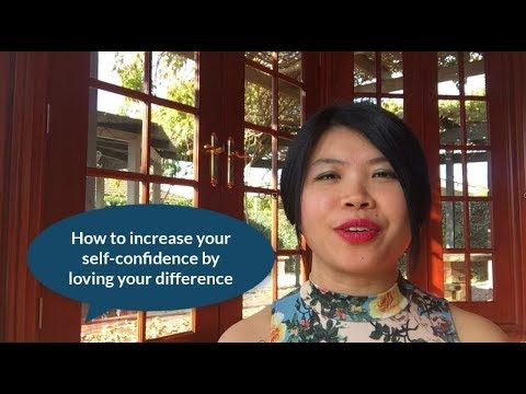 How to increase self-confidence by loving your difference