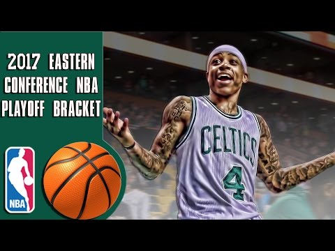 2017 Eastern conference NBA playoff bracket/predicitons