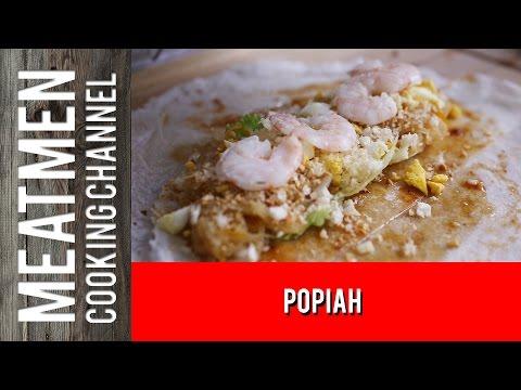 Popiah - 薄饼