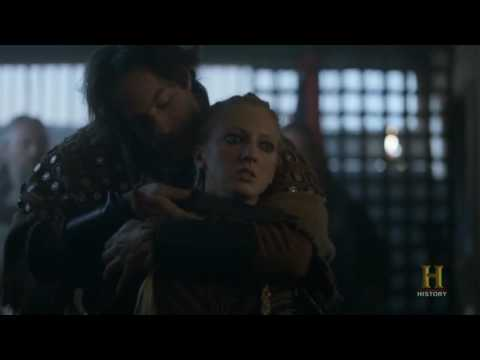 Vikings (4x17) - Björn Stops Ivar And Ubbe From Killing Lagertha [Season 4B Official Scene] [HD]