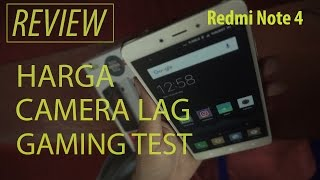 Redmi Note 4 Review Indonesia (Harga, Camera Lag, Gaming Test)